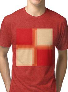 Russian Squares  Tri-blend T-Shirt