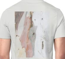 TREE, BARK, TEXTURE, color, Eco, Ecology, Nature, Natural World Unisex T-Shirt