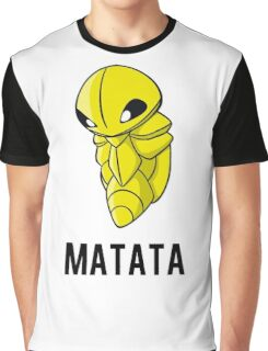 Kakuna Matata - funny pokemon go Graphic T-Shirt