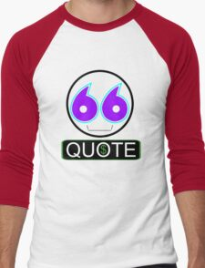 Issue a quote Men's Baseball ¾ T-Shirt