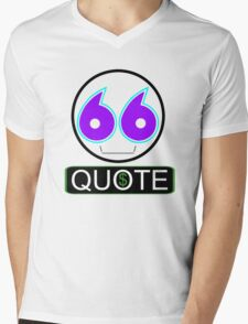 Issue a quote Mens V-Neck T-Shirt