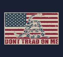 Don't Tread On Me One Piece - Long Sleeve