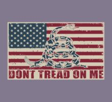 Don't Tread On Me Kids Tee