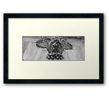 PARIS BRIDGE Framed Print