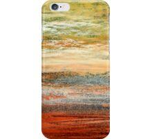 Morning Glow - Oil Pastel iPhone Case/Skin