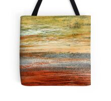 Morning Glow - Oil Pastel Tote Bag