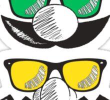 -GEEK- Mario's Familly  Sticker