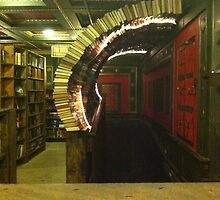 The Last Bookstore by teesbynatalie
