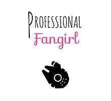 Professional Fangirl - Star Wars Photographic Print
