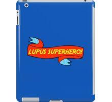 Lupus SuperHero! iPad Case/Skin