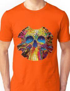 Psychedelic Skull Unisex T-Shirt