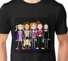 The Spice Girls inspired design Unisex T-Shirt