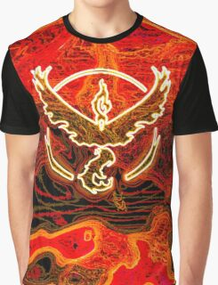 Valor Psychedelic Graphic T-Shirt