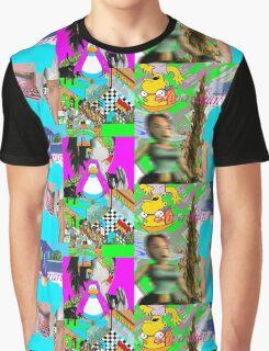 Raiding Penguins Graphic T-Shirt