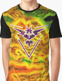 Instinct Psychedelic Graphic T-Shirt