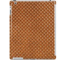 Vintage Natural Brown Leather Texture Background iPad Case/Skin