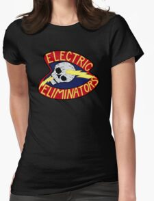 ELECTRIC ELIMINATORS GANG - THE WARRIORS  Womens Fitted T-Shirt