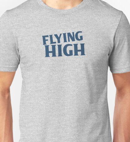 West Coast Eagles Fan Wear - Flying High Unisex T-Shirt
