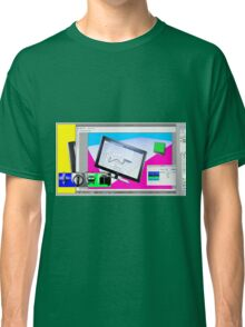 Screen Wingdings Classic T-Shirt