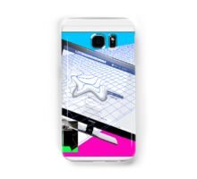 Screen Wingdings Samsung Galaxy Case/Skin
