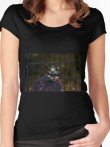 Pumapungo Raptor Women's Fitted Scoop T-Shirt