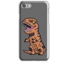 Pixely T-Rex iPhone Case/Skin