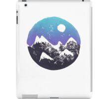 M-m-mountains iPad Case/Skin