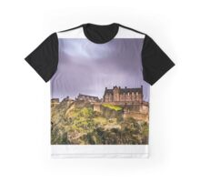 Edinburgh castle, edinburgh Graphic T-Shirt