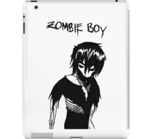Zombie Boy Collection iPad Case/Skin
