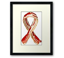 BACON!! Framed Print