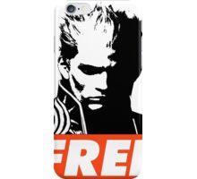 Vergil Free Obey Design iPhone Case/Skin