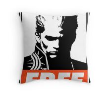 Vergil Free Obey Design Throw Pillow