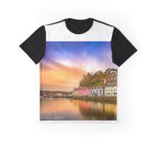 portree , Isle of Skye Graphic T-Shirt