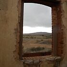 View Thru The Window_Southern Flinders Ranges_Australia by Kay Cunningham