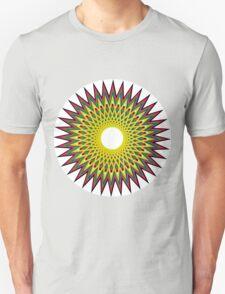 Psychedelic Spiro Circle T-Shirt