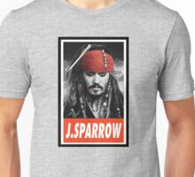 (MOVIES) Jack Sparrow Unisex T-Shirt