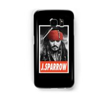 (MOVIES) Jack Sparrow Samsung Galaxy Case/Skin