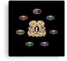 Vongola Ring Canvas Print