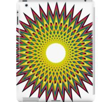 Psychedelic Spiro Circle iPad Case/Skin