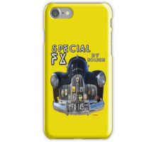 Special FX By Holden T-shirt Design iPhone Case/Skin