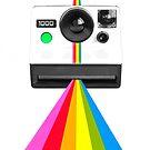 Retro Rainbow by Steve's Fun Designs