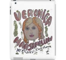 Veronica Marshmallow! iPad Case/Skin