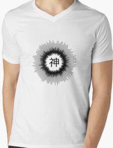 Spirit-Shen Mens V-Neck T-Shirt