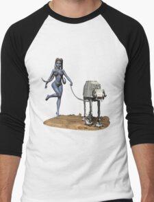 Sci-Fi Fantasy 3 Men's Baseball ¾ T-Shirt