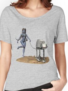 Sci-Fi Fantasy 3 Women's Relaxed Fit T-Shirt