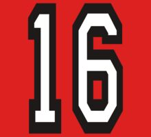 16, TEAM SPORTS, NUMBER 16, SIXTEEN, SIXTEENTH, Sweet sixteen, Competition,  Kids Tee