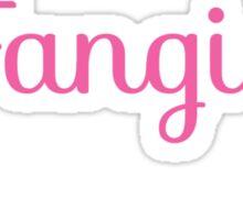 Professional Fangirl - Kingdom Hearts Sticker