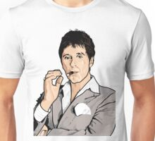 Al Pacino Scarface Pop Art  Unisex T-Shirt