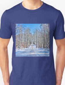 Road to Vittaryd Unisex T-Shirt