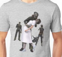 Zombies Kiss 2 Unisex T-Shirt